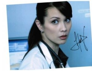 Lexa Doig from Andromeda, Stargate, Supernatural, V, Smallville etc